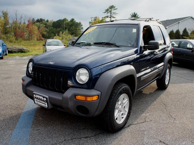 2002 jeep liberty sport for sale in pittsfield massachusetts classified. Black Bedroom Furniture Sets. Home Design Ideas