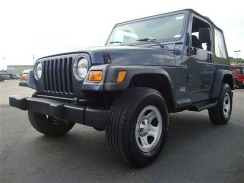 2002 jeep wrangler coupe x 4x4 coupe for sale in guthrie north carolina classified. Black Bedroom Furniture Sets. Home Design Ideas