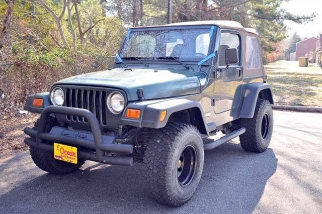2002 jeep wrangler se for sale in virginia beach virginia. Black Bedroom Furniture Sets. Home Design Ideas