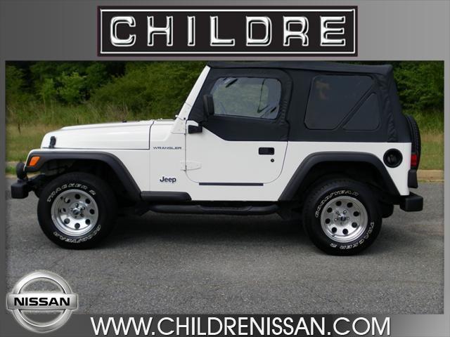 2002 jeep wrangler se for sale in milledgeville georgia classified. Black Bedroom Furniture Sets. Home Design Ideas
