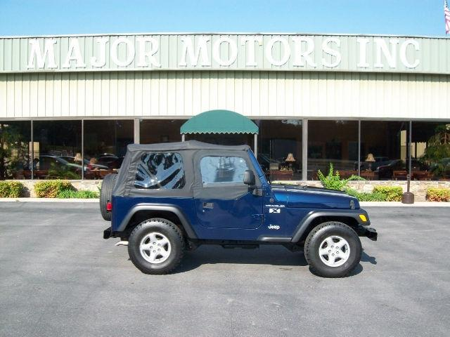 2002 jeep wrangler x for sale in arab alabama classified. Black Bedroom Furniture Sets. Home Design Ideas