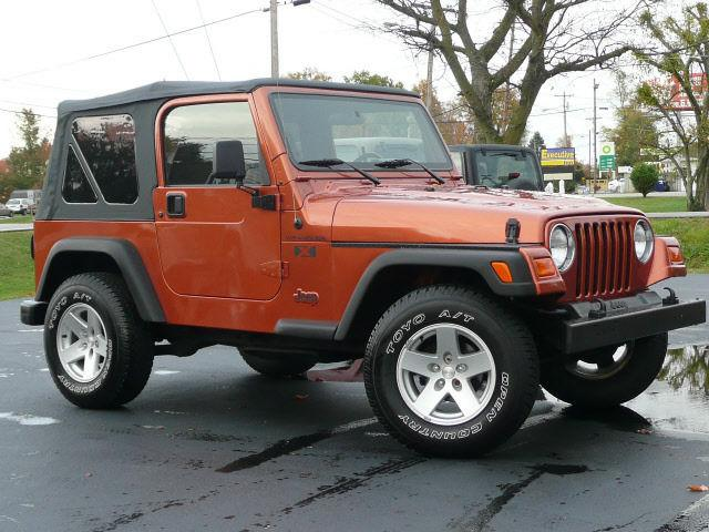 2002 jeep wrangler x for sale in russellville kentucky classified. Black Bedroom Furniture Sets. Home Design Ideas