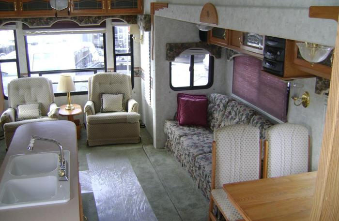 2002 Keystone Montana 5th Wheel 32rls For Sale In Hebron