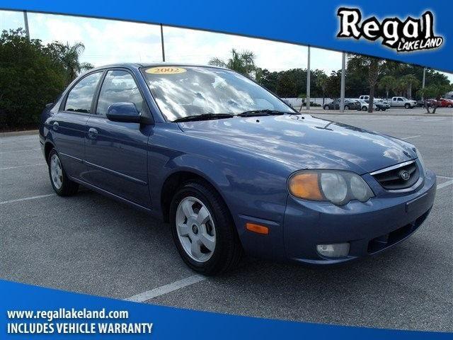 2002 Kia Spectra GSX for Sale in Lakeland, Florida Classified ...
