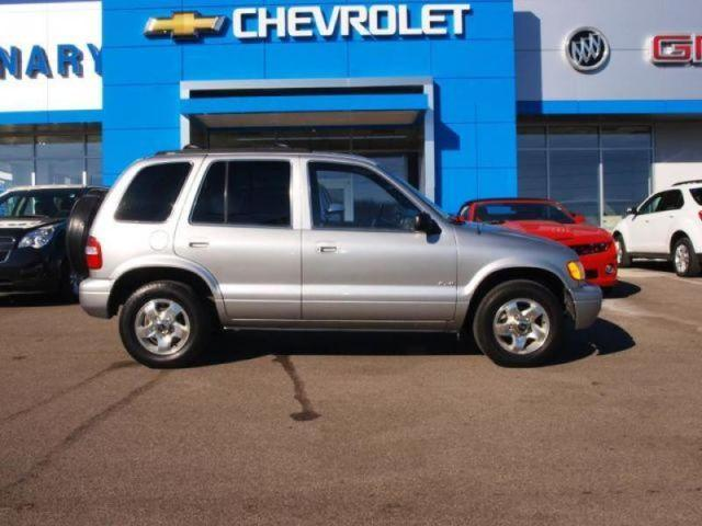 2002 kia sportage 4dr for sale in moselle missouri classified. Black Bedroom Furniture Sets. Home Design Ideas