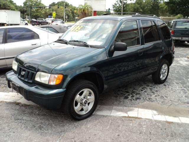 2002 kia sportage for sale in largo florida classified. Black Bedroom Furniture Sets. Home Design Ideas