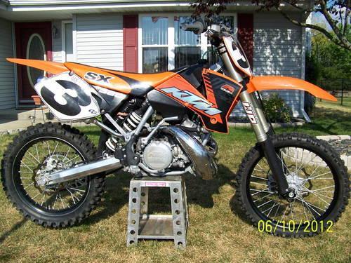2002 ktm 380sx 380 sx for sale in beloit, illinois classified