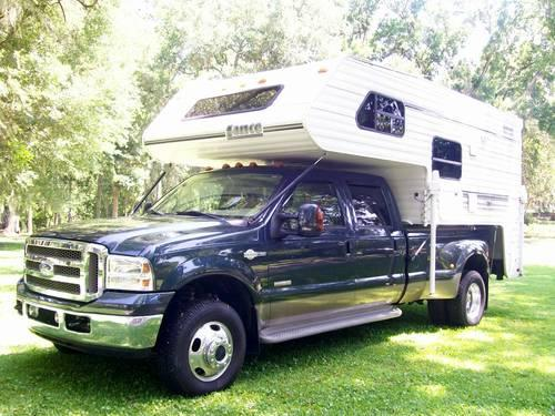 2002 Lance 1010 Truck Camper Excellent Condition