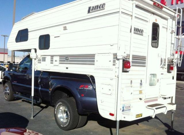 2002 Lance 920 Truck Camper For Sale In Bixby Oklahoma Classified Americanlisted Com