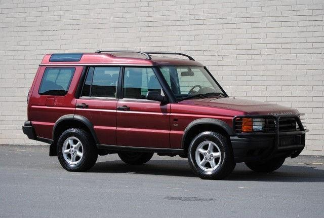 2002 land rover discovery series ii sd for sale in decatur georgia classified. Black Bedroom Furniture Sets. Home Design Ideas