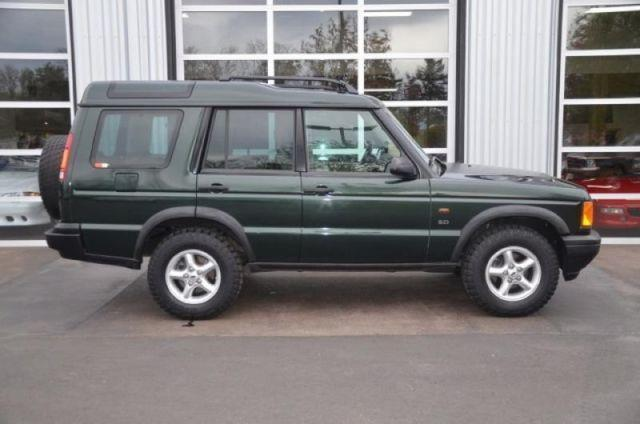 2002 land rover discovery series ii sd for sale in portland oregon classified. Black Bedroom Furniture Sets. Home Design Ideas
