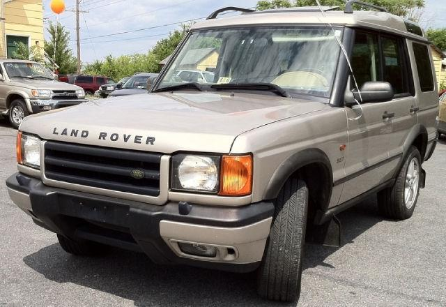 2002 land rover discovery series ii se for sale in winchester virginia classified. Black Bedroom Furniture Sets. Home Design Ideas