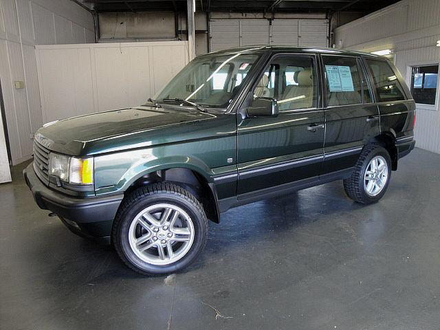 2002 land rover range rover 4 6 hse for sale in memphis. Black Bedroom Furniture Sets. Home Design Ideas
