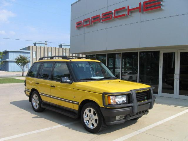 2002 land rover range rover 4 6 hse for sale in destin. Black Bedroom Furniture Sets. Home Design Ideas