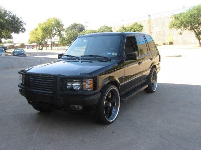2002 land rover range rover 4 6 hse for sale in carrollton. Black Bedroom Furniture Sets. Home Design Ideas