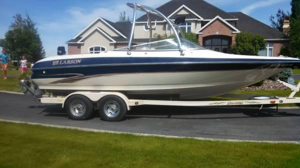 22 foot boats for sale in id boat listings for Yamaha lewiston id
