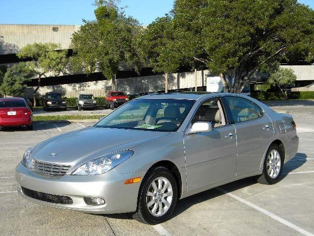 2002 lexus es 300 for sale in margate florida classified. Black Bedroom Furniture Sets. Home Design Ideas