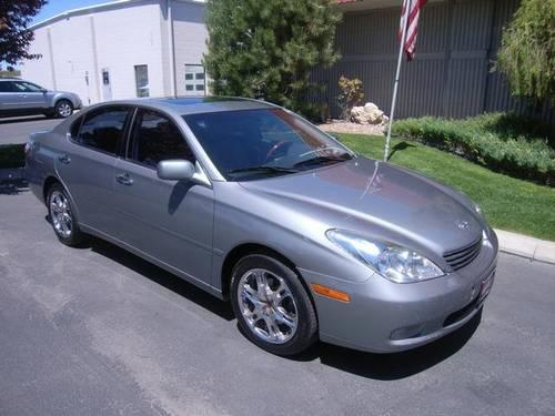 2002 lexus es 4d sedan 300 for sale in pocatello idaho. Black Bedroom Furniture Sets. Home Design Ideas