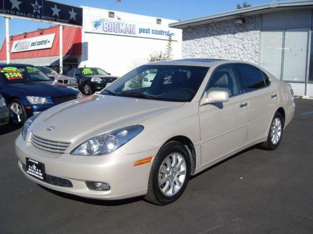 2002 lexus es300 4dr luxuries family size fully loaded. Black Bedroom Furniture Sets. Home Design Ideas