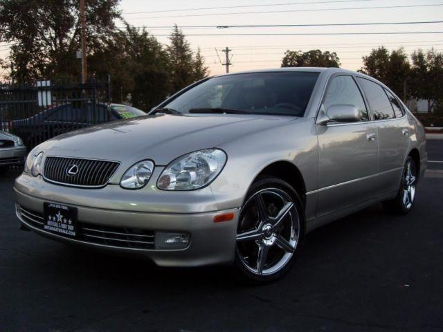 2002 lexus gs300 silver luxuries runs great family size loaded for sale in gold river. Black Bedroom Furniture Sets. Home Design Ideas