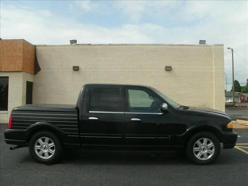 2002 lincoln blackwood 2wd for sale in lexington north carolina classified. Black Bedroom Furniture Sets. Home Design Ideas