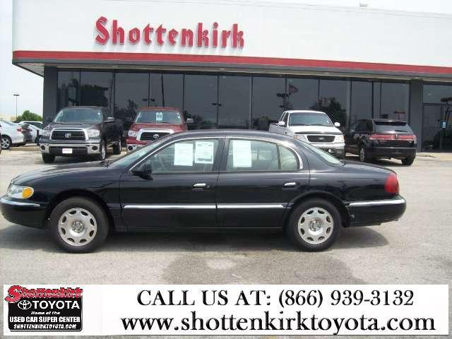 2002 lincoln continental for sale in quincy illinois classified. Black Bedroom Furniture Sets. Home Design Ideas