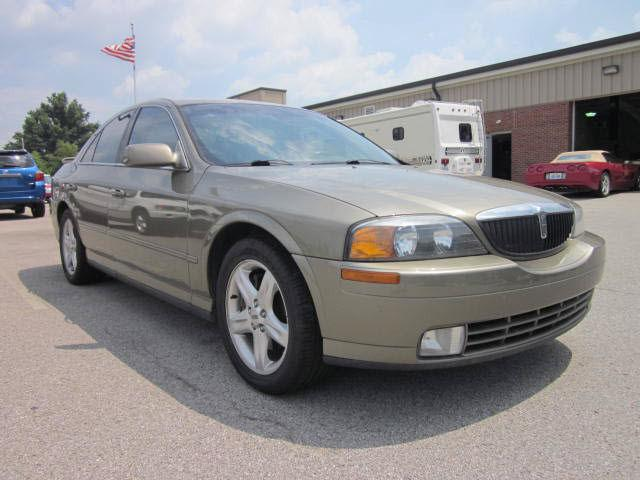 2002 lincoln ls for sale in owensboro kentucky classified. Black Bedroom Furniture Sets. Home Design Ideas