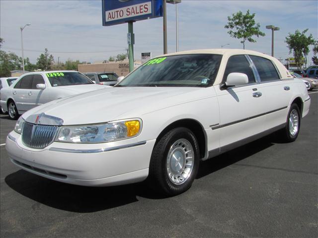 2002 Lincoln Town Car Executive For Sale In Albuquerque New Mexico