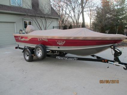 2002 Lund 1800 Pro V IPS Boat for Sale in Denver, Colorado