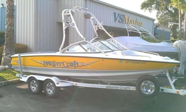 2002 Mastercraft Prostar 209 For Sale In Wilmington