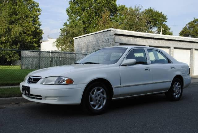 2002 mazda 626 lx for sale in watervliet new york. Black Bedroom Furniture Sets. Home Design Ideas