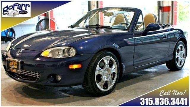 2002 mazda miata mx 5 for sale in watertown new york classified. Black Bedroom Furniture Sets. Home Design Ideas