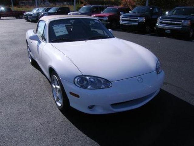2002 mazda miata mx 5 ls for sale in greenville south. Black Bedroom Furniture Sets. Home Design Ideas