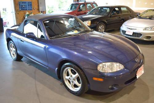 2002 Mazda Miata MX5