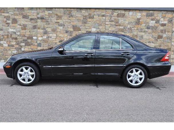 2002 mercedes benz c class for sale in englewood colorado for Englewood mercedes benz