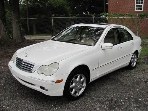 2002 mercedes benz c class for sale in macon georgia for Mercedes benz macon
