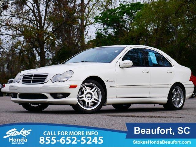 2002 mercedes benz c class c 32 amg c 32 amg 4dr sedan for. Black Bedroom Furniture Sets. Home Design Ideas