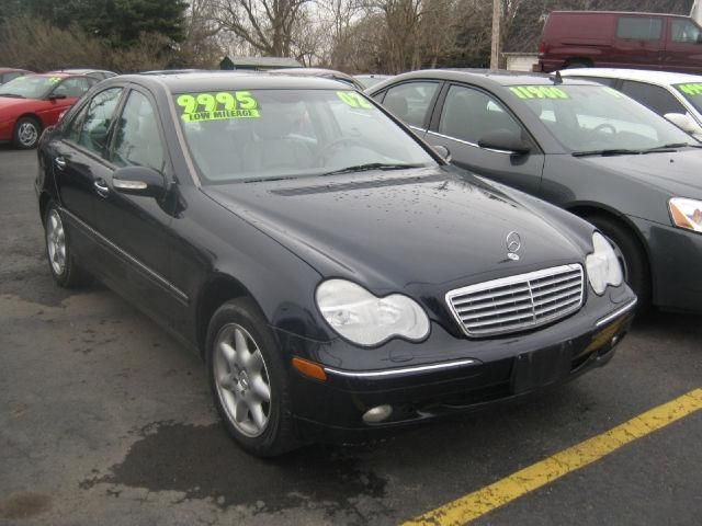 2002 mercedes benz c class c240 for sale in bergen new york classified. Black Bedroom Furniture Sets. Home Design Ideas
