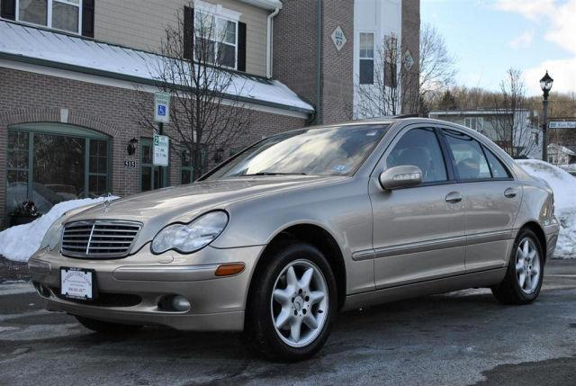 2002 mercedes benz c class c240 for sale in bloomingdale