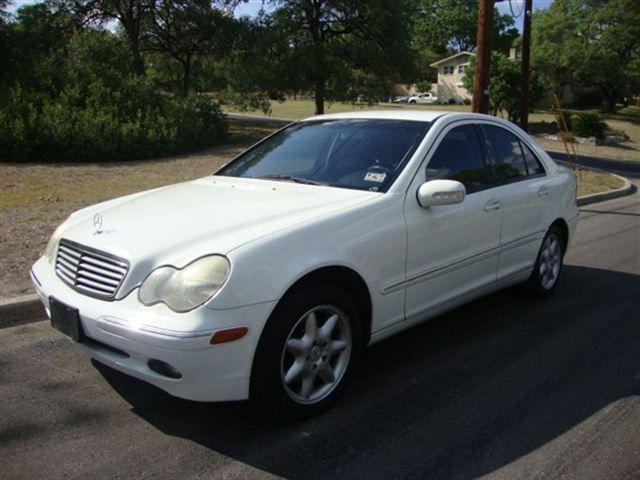 2002 mercedes benz c class c240 for sale in san antonio