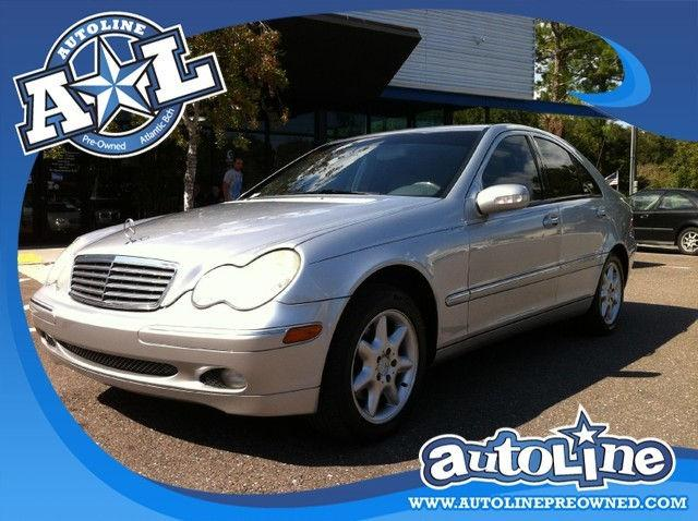 2002 mercedes benz c class c240 for sale in atlantic beach for Mercedes benz 2002 c240 price