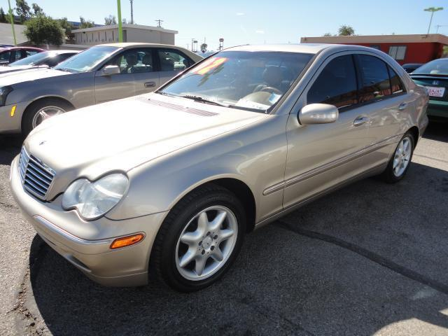2002 mercedes benz c class c240 for sale in las vegas for 2002 mercedes benz c class