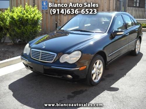 2002 mercedes benz c class c240 sedan 84k miles tan. Black Bedroom Furniture Sets. Home Design Ideas