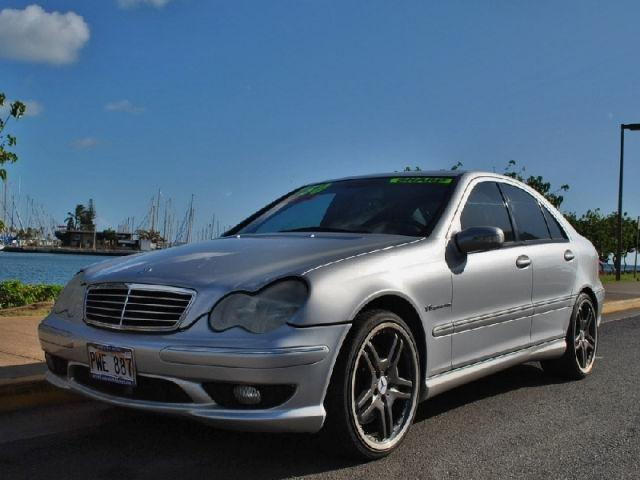 2002 mercedes benz c class c32 amg for sale in honolulu hawaii classified. Black Bedroom Furniture Sets. Home Design Ideas
