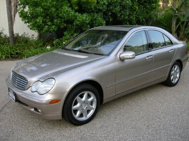 2002 mercedes benz c class c320 for sale in santa barbara for 2002 mercedes benz c class