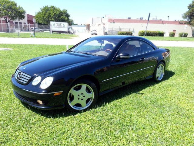 2002 mercedes benz cl500 amg only 83k miles super clean for Mercedes benz for sale miami