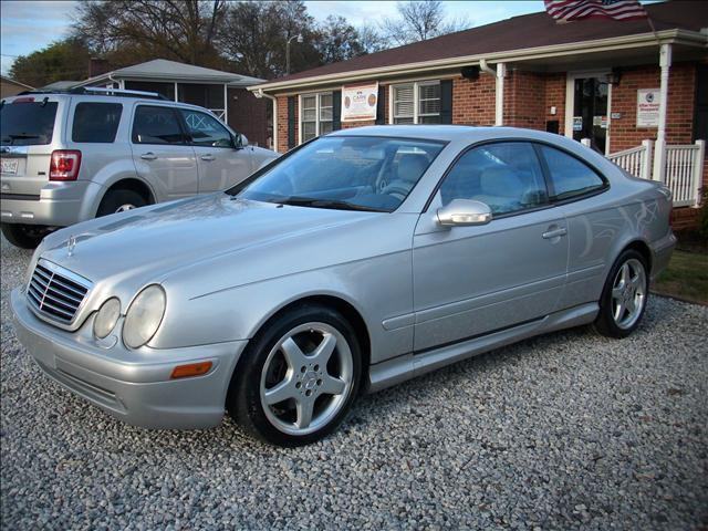 2002 Mercedes Benz CLK 430