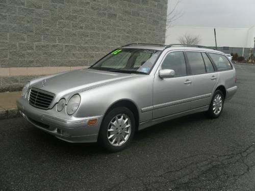2002 mercedes benz e class wagon e320 for sale in saddle for Mercedes benz e class wagon for sale