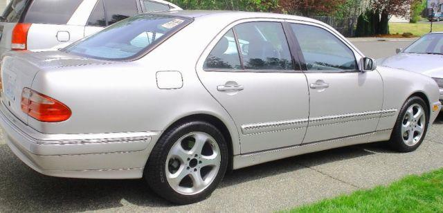 2002 mercedes benz e430 se for sale in snohomish for 2002 mercedes benz e430