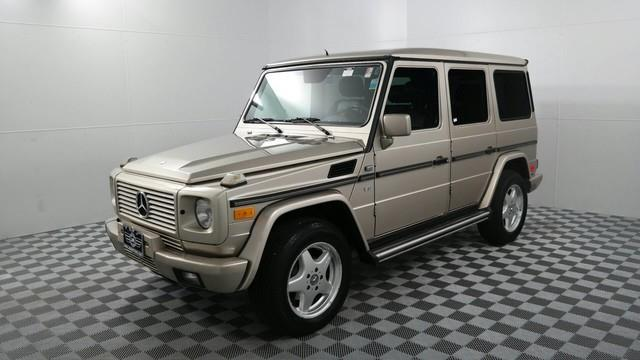 2002 mercedes benz g class g500 awd g500 4matic 4dr suv. Black Bedroom Furniture Sets. Home Design Ideas